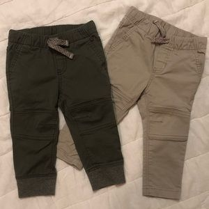 Cat & Jack jogger and pant